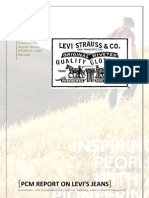 what marketing strategy was levi strauss using until the early 2000s