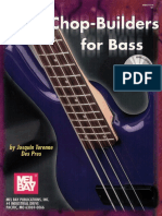 Chop - Buiders for Bass