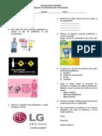 EVALUACION DE ESPAÑOL publicidad.docx