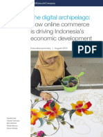 The Digital Archipelago How Online Commerce is Driving Indonesia'ss Economic Development