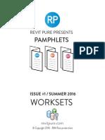 RP Pamphlet1 Worksets