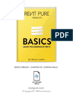 Revit Pure BASICS CurtainWalls