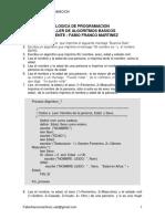 Taller Algoritmos Basicos Logica Usb 2015 02