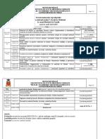 Orar Bloc III Grupe M1417-1422