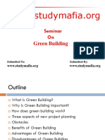CIVIL Green Building PPT