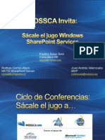 Charla%20Sácale%20el%20jugo%20Windows%20SharePoint%20Services