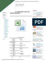 330611166 Contoh Soal Spreadsheet Untuk Smk Jurus