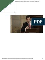 Control Previo Al Uso de Los Recursos Del Estado, Propone La Contraloría - Cortes - Justicia - ELTIEMPO.com