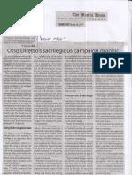 Manila Times, Mar. 28, 2019, Otso Diretso's sacrilegious campaign graphic.pdf