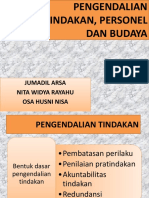 PENGENDALIAN TINDAKAN, PERSONEL DAN BUDAYA.pptx