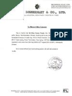 Gdcl Experience Certificate 1 638