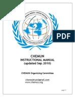 Chemun Manual