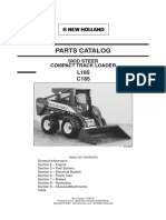 New Holland C185 Skid Steer (Compact Track Loader) Parts Catalogue Manual.pdf