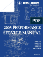 2005 Polaris 800 XC SP Edge SNOWMOBILE Service Repair Manual.pdf