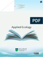 Applied Ecology 12647