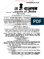 Amendment to Rubber Rules 1967
