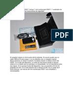 El kit de osciloscopios DS211 incluye 1 mini osciloscopio DS211.docx