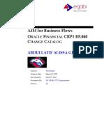 Alissa ERP FIN BF040 Change-Catalog V2 0 07Apr13