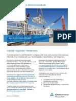 Tuv Rheinland Folleto Business Stream Servicios Industriales Es