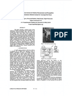 Stereo Vision System For Position Measurement And Recognition In An Autonomous Robotic System.pdf
