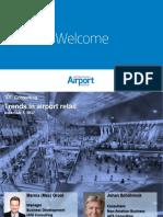 Airport Retail Trends Webinar presentation