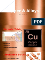 Copper & Alloys