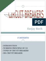 Circuit Breaker PPT