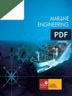 Marine Engineering Brochuresjka