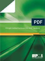 Agile Certified Practitioner Handbook