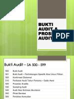 Bukti Prosedur Audit