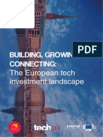 Startup Ole 2019 Report State of European Tech