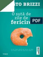O suta de zile de fericire - Fausto Brizzi.pdf