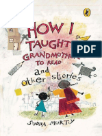 How I Taught My Grand Mother to Read-Sudha Murty