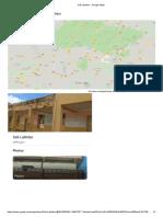 Sidi Lakhdar - GoogleMaps