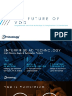 The Future of VOD Videology