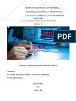 Informe Nro.2 Electronica