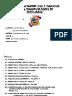 RESISTENCIA TERMICA.pptx