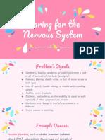 nervous system group 3