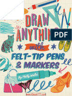 draw anything with felt-tip pens and markers.pdf