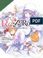 ReZero Starting Life in Another World - LN 06