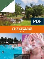Capanne Brochure
