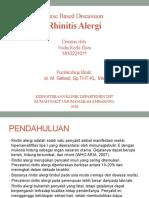 CBD (Rhinitis Alergi) Nadia