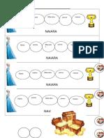#Fichas de Conducta Naiara