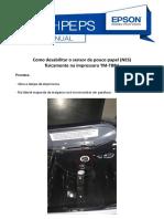 Manual - Como Desabilitar o NES Nas Impressoras TM-T88V