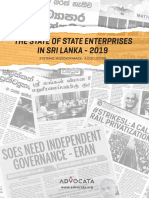 The State of State Enterprises 2019