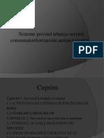 Sisteme Privind Tehnica Servirii Consumatorilor(Navale,Aerian,Terestru)