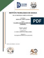 CLASIFICACIÓN DE LOS MÉTODOS DE CONEXIÓN  - VelazquezSanchezSylviaJeanette.docx
