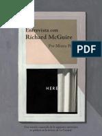 Entrevista Con Richard Mcguire Mireia Pe Rez