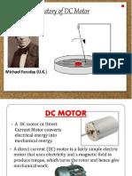 Dc Motor Seminar