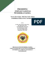 PROSIDING SEMINAR NASIONAL PENDIDIKAN KIMIA 2017.docx
